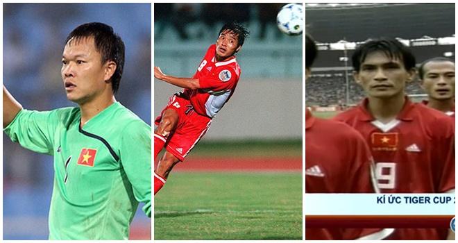 Những dấu ấn khác nhau của 3 cầu thủ đều mang tên Hồng Sơn tại các kỳ AFF Cup