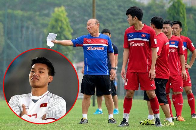 Danh sách triệu tập chuẩn bị AFF Cup 2018 của thầy Park gây tranh cãi, Văn Thanh vắng mặt vì chấn thương nặng