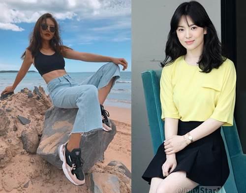 """Trên phim """"lép vế"""" vậy thôi, soi phong cách đời thường của Song Hye Kyo và Khả Ngân chưa biết """"ai hơn ai"""" đâu"""