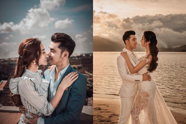 Ngắm trọn bộ ảnh cưới xinh lung linh của Ưng Hoàng Phúc và Kim Cương sau màn cầu hôn lãng mạn