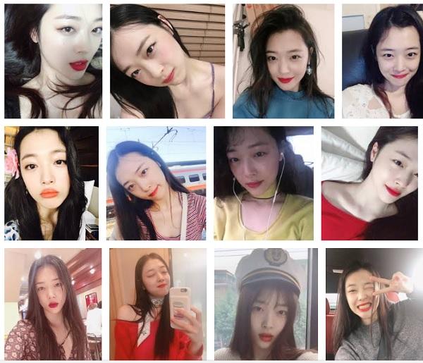"""Tần suất post ảnh selfie """"thả thính"""" của quý cô độc thân thật sự không đếm nổi."""