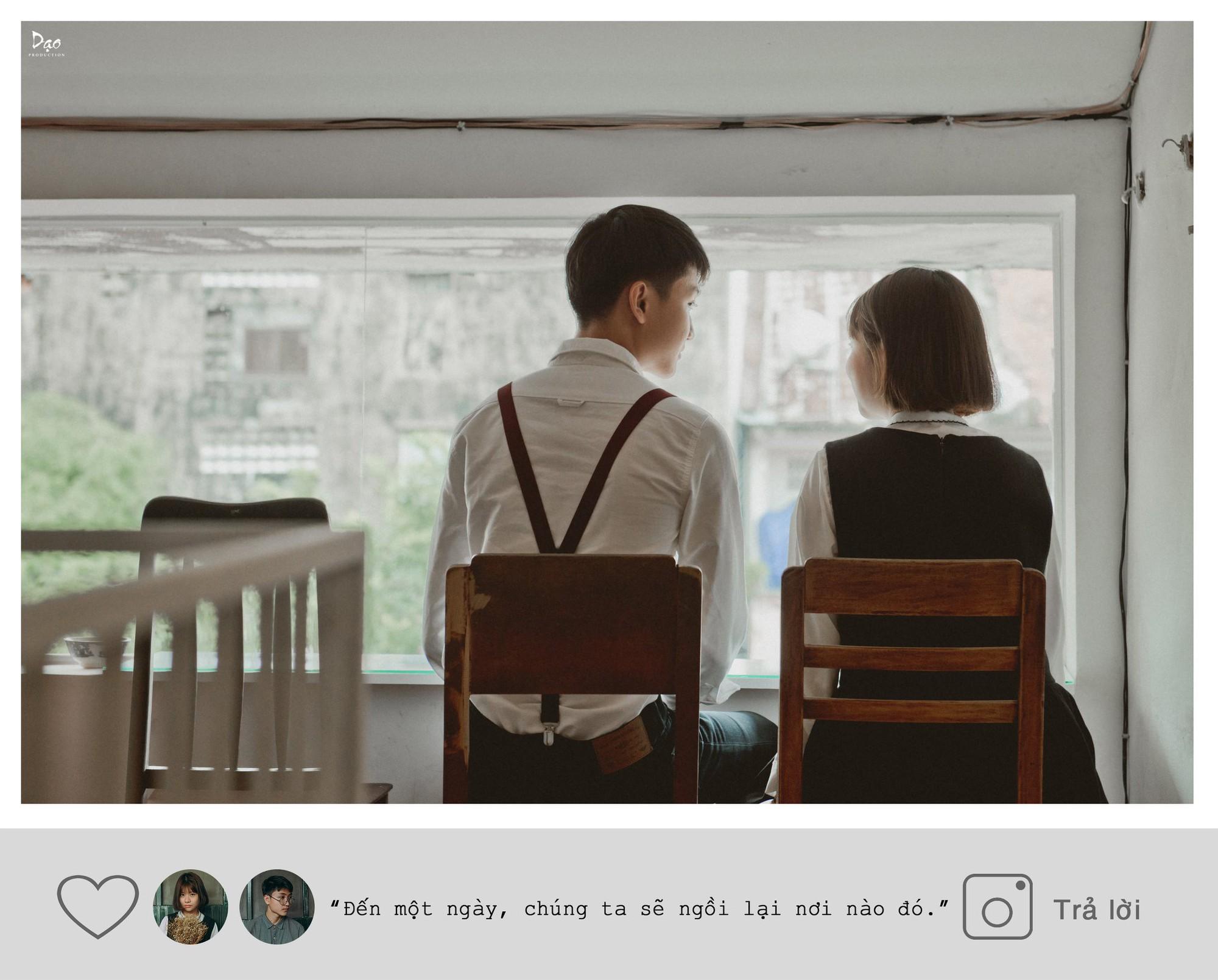 Và chúng mình sẽ là tuổi trẻ của nhau như vậy nhé! (Nguồn: Kenh14.vn)