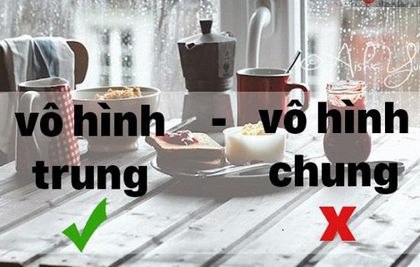 Những cặp từ tiếng Việt gây nhầm lẫn nhiều nhất ngay tại Việt Nam