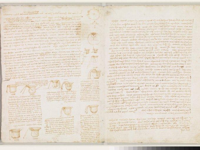 Thư viện trong biệt thự có diện tích 192 mét vuông. Nơi đây có giữ tài liệu Codex Leicester của Leonardo da Vinci để lại. Tỷ phú đã mua nó trong một cuộc đấu giá năm 1994 với số tiền là 30,8 triệu USD.
