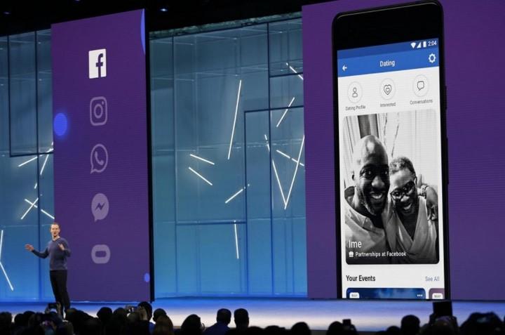 Mark Zuckerberg giới thiệu ứng dụng hẹn hò sắp được tích hợp vào Facebook