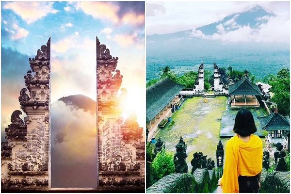 """Du lịch Bali, đừng bỏ lỡ check-in """"cánh cổng thiên đường"""" tuyệt mỹ như bức tranh cổ đại"""