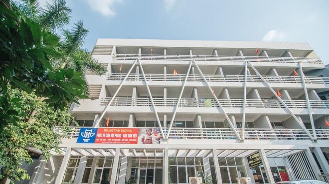 Ghé thăm ký túc xá Đại học Kiến trúc Hà Nội - Thiết kế đơn giản mà vẫn đẹp nhất nhì Việt Nam