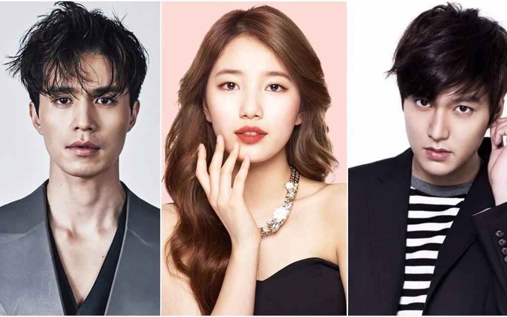 """Tán tỉnh và yêu Lee Dong Wook quá nhanh, Suzy đã """"cắm sừng"""" Lee Min Ho như thế nào?"""