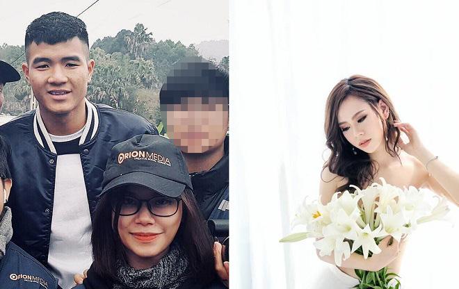 Hot girl Trắng TV giải thích về mối quan hệ với hot boy U23 Việt Nam - Đức Chinh sau bức ảnh chụp chung