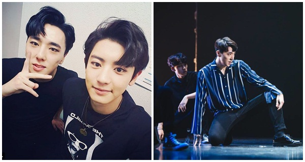 """Trụy tim trước nhan sắc """"chuẩn idol"""" của người đứng sau những màn vũ đạo đỉnh của """"gà"""" nhà SM Entertainment"""