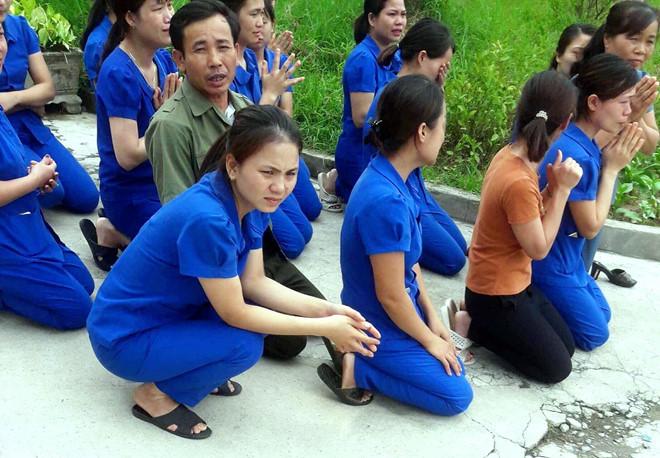 Vụ cô giáo mầm non quỳ gối van xin: Kỷ luật 5 cán bộ liên quan sai phạm trong quá trình tham mưu