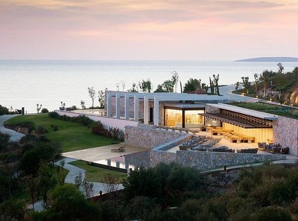 """Lộ diện resort  """"sang - xịn - mịn"""" mới toanh, đắt khách nhất nhì Côn Đảo"""