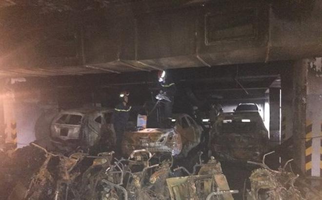 Công an TP HCM khởi tố vụ án cháy chung cư Carina Plaza: 21 lần kiểm tra, 3 lần phạt vẫn xảy ra cháy