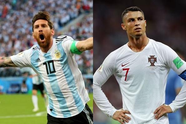 Cặp vợ chồng ly hôn vì cuộc tranh cãi về Messi và Ronaldo tại World Cup 2018