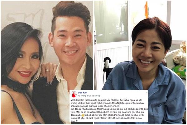 Bạn gái Phùng Ngọc Huy kêu gọi ủng hộ Mai Phương, bị CĐM chửi giả tạo, cướp chồng