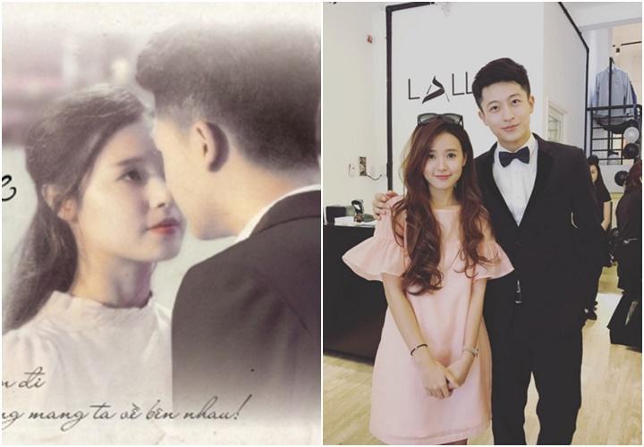 Bất ngờ lộ thiệp cưới của Midu -  Harry Lu, kết hôn sớm hơn cả Trường Giang - Nhã Phương?