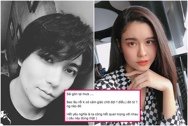 Sau khi ly hôn Trương Quỳnh Anh, Tim lại ẩn ý triết lý trách móc vợ cũ quên tình xưa?