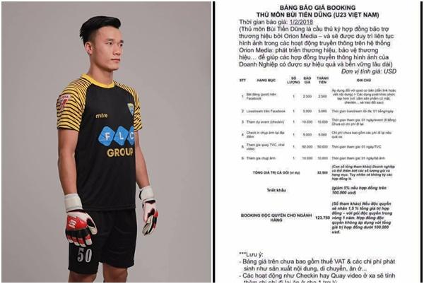 """FLC Thanh Hóa gửi đơn kiện công ty """"báo giá nghìn đô"""" cho người hùng U23 Việt Nam"""