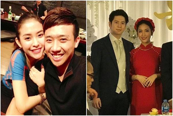 """""""Tình cũ"""" Mai Hồ bí mật tổ chức đám cưới với người yêu điển trai, Trấn Thành phản ứng gì?"""
