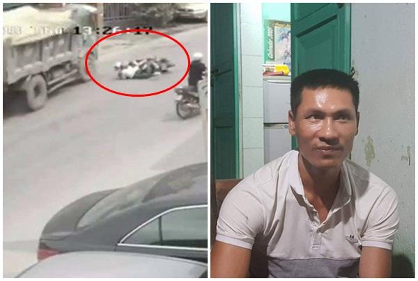 Bẻ lái cứu 2 cô gái thoát chết, tài xế xe tải phải đền bù 180 triệu đồng vì lao vào ô tô đỗ ven đường