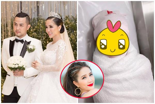 Bảo Thy khoe con gái đầu lòng của Trang Piila và anh trai, nhìn mặt cô bé mà bất ngờ!