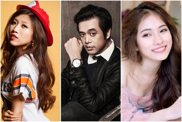 """Không chỉ vướng tin đồn """"đạo nhạc"""", Dương Khắc Linh còn là tay chơi sát gái bậc nhất showbiz Việt!"""