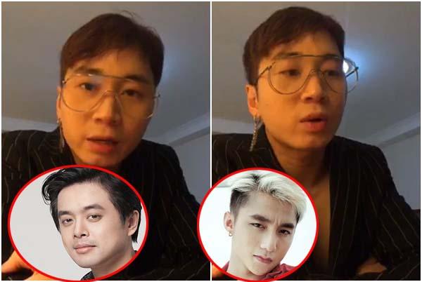 """Karik lên tiếng về việc Dương Khắc Linh đạo nhạc Trịnh Thăng Bình: """"Sao không học Sơn Tùng""""?"""