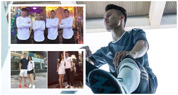 """Đã mắt với style thanh lịch, vững chãi và """"an toàn"""" cho mọi cô gái của chân sút """"cực phẩm"""" Nguyễn Quang Hải"""
