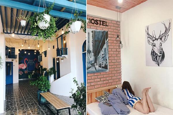 """Set kè cùng hội bạn thân oanh tạc ngay hostel """"phiên bản Santorini"""" mới toanh tại Đà Lạt"""