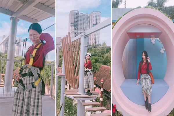 """Set kèo cuối tuần cùng hội bạn thân quẩy banh nóc """"Disneyland phiên bản Việt"""" ngay tại Hà Nội"""
