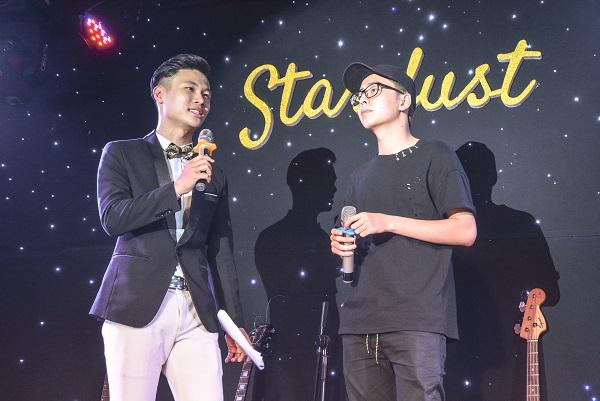 Rapper Osad, giọng ca Huy Lê cùng nhiều nghệ sỹ trẻ thổi bùng đêm nhạc truyền cảm hứng cho giới trẻ