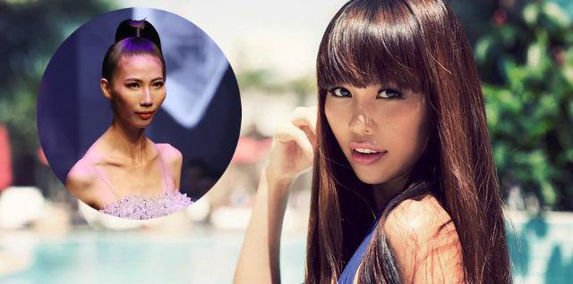 """Siêu mẫu Hà Anh phát biểu """"đắt như vàng"""",  nhắc nhở đàn em Cao Ngân cách đáp trả dư luận"""