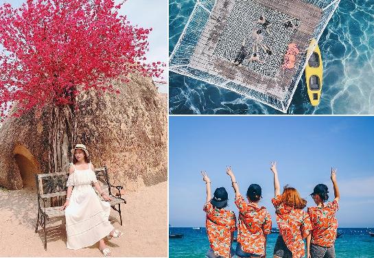 """Set kèo rủ nhau đến """"Maldives thu nhỏ của Việt Nam"""" tại Nha Trang đang khiến giới trẻ """"phát sốt phát rét"""""""