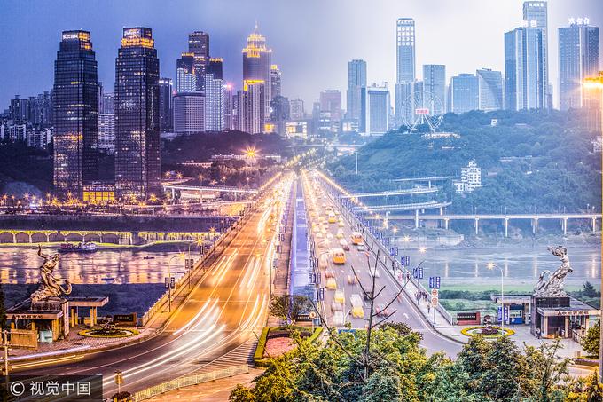 """Quên Bắc Kinh đi, năm nay phải đi Trùng Khánh (Trung Quốc) mới """"hợp mốt"""" nhé!"""
