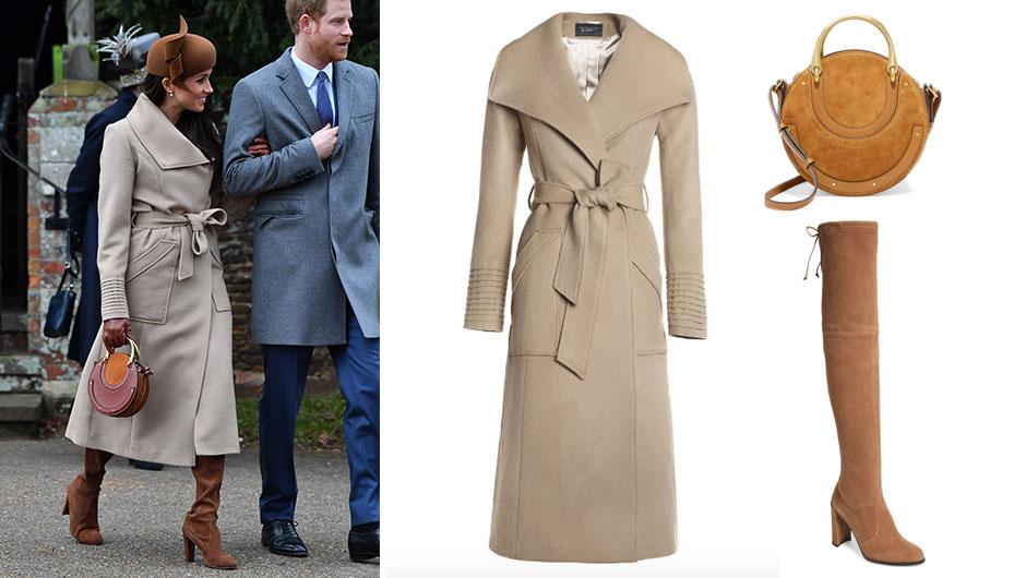 """Các thương hiệu thời trang phải cám ơn tân nương Hoàng gia Anh, nhờ """"hiệu ứng Meghan"""" mà họ thu về được hàng trăm triệu đô la!"""