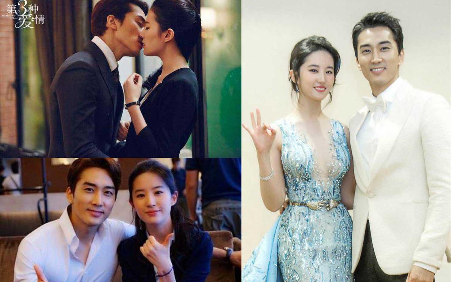 Ngay cả gout thời trang cũng ăn ý và hòa hợp thế này, sao đã vội chia tay thế Lưu Diệc Phi và Song Seung Hun?