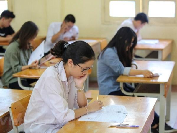 Thầy giáo dạy Toán Lương Thế Vinh đã khóc khi làm thử đề thi THPT