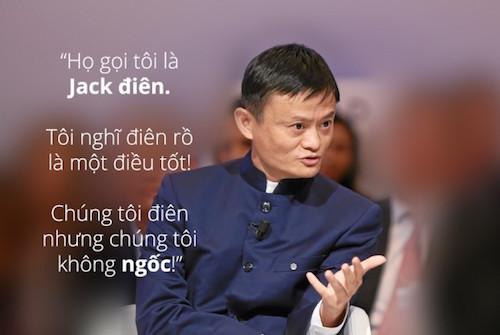 10 câu nói nổi tiếng khiến người khác phải suy nghĩ của tỷ phú số 1 châu Á Jack Ma