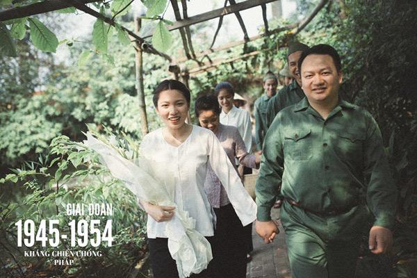 """""""100 năm đám cưới Việt"""" được tái hiện hoàn hảo qua bộ ảnh cưới chất nhất Việt Nam"""