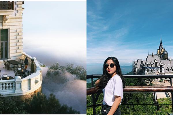 """Tòa lâu đài trên núi giữa bồng bềnh mây Tam Đảo sắp """"mở lối"""", các nàng Lọ Lem đã sẵn sàng check-in?"""
