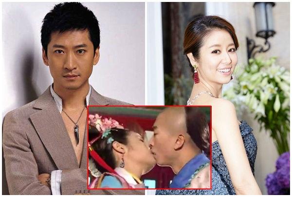 """Nhĩ Khang chỉ trích Hạ Tử Vy """"xuyên tạc"""" sự thật về nụ hôn thô bạo trong """"Hoàn châu cách cách"""""""