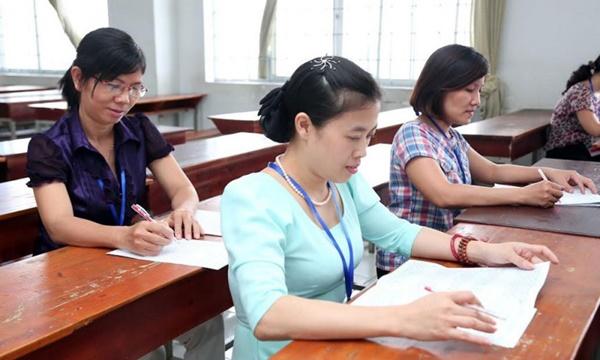 Nhiều thí sinh nâng điểm sau chấm phúc khảo nhưng vẫn trượt tốt nghiệp