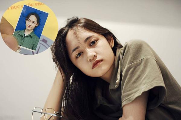 """Từ tấm ảnh thẻ tóc tai bay tứ tung được chia sẻ trên mạng xã hội, nữ sinh ĐH Kiến Trúc được phong là """"bạn gái quốc dân"""""""