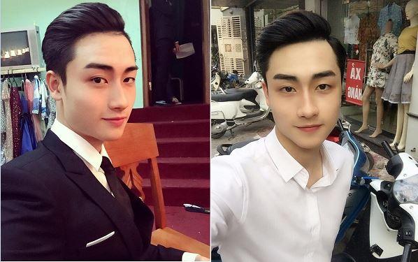 Nam sinh thanh lịch NEU đẹp như trai Hàn Quốc khiến chị em xôn xao, cười 1 cái mất ngủ cả đêm
