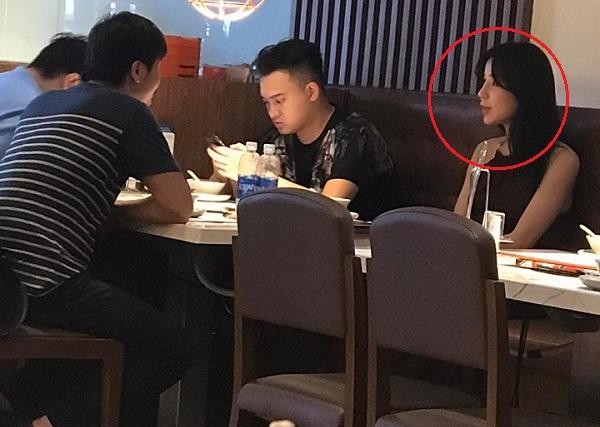 """Xuất hiện lần đầu sau đám cưới """"cửa sau"""", chồng Diệp Lâm Anh bị tưởng nhầm đi cùng  Park Bom"""