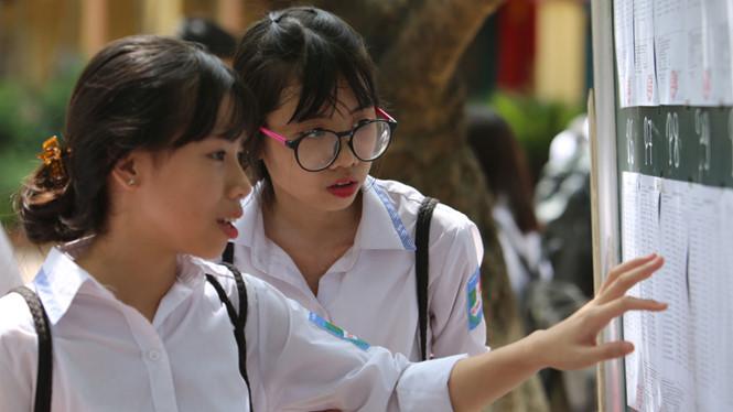 Sở Giáo dục - Đào tạo Hà Nội công bố điểm chuẩn vào lớp 10 THPT chuyên