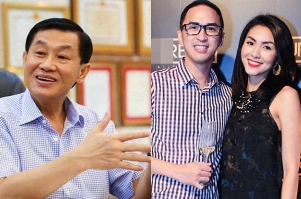 """Louis Nguyễn được bố chuyển giao tài sản, mẹ con """"ngọc nữ"""" Tăng Thanh Hà tiêu xài cả đời cũng không hết!"""