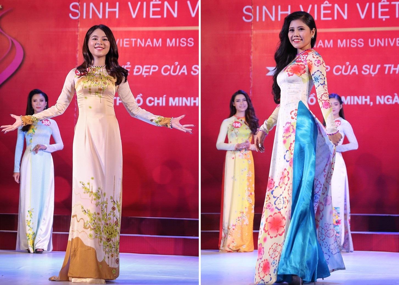 Chiêm ngưỡng dung nhan 45 nữ sinh vào chung kết Hoa khôi Sinh viên Việt Nam