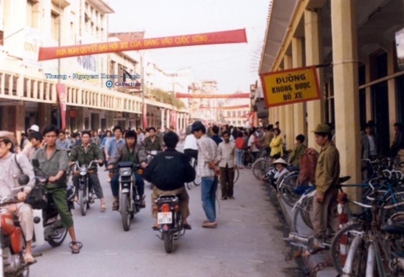 Hà Nội năm 1991 qua những bức ảnh màu cũ của các nhiếp ảnh gia nước ngoài