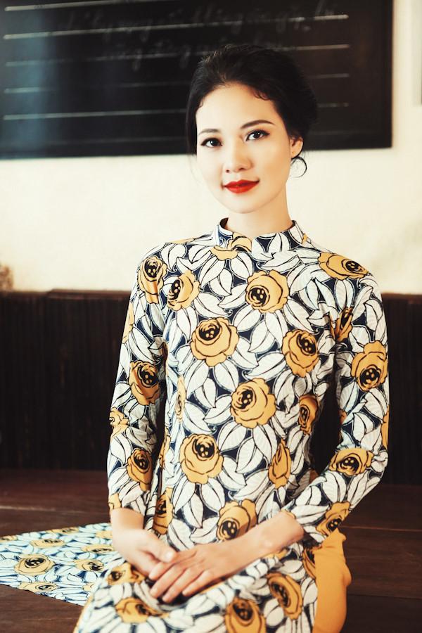 Bản thân Trần Thị Quỳnh chia sẻ, chị rất chuộng phong cách cổ điển, thanh lịch và đơn giản.
